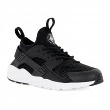 Nike Juniors Huarache Run Ultra Trainers (Black)