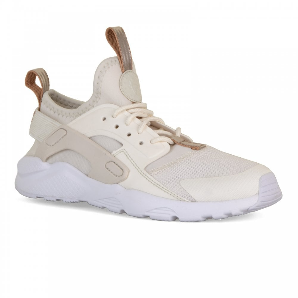 NIKE Nike Juniors Huarache Run Ultra Trainers (Cream) - Kids from ...