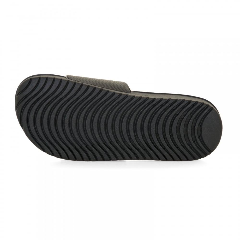 fac9c0aee4b2 Nike Juniors Kawa Slide Flip Flops (Black Pink) - Flip Flops ...