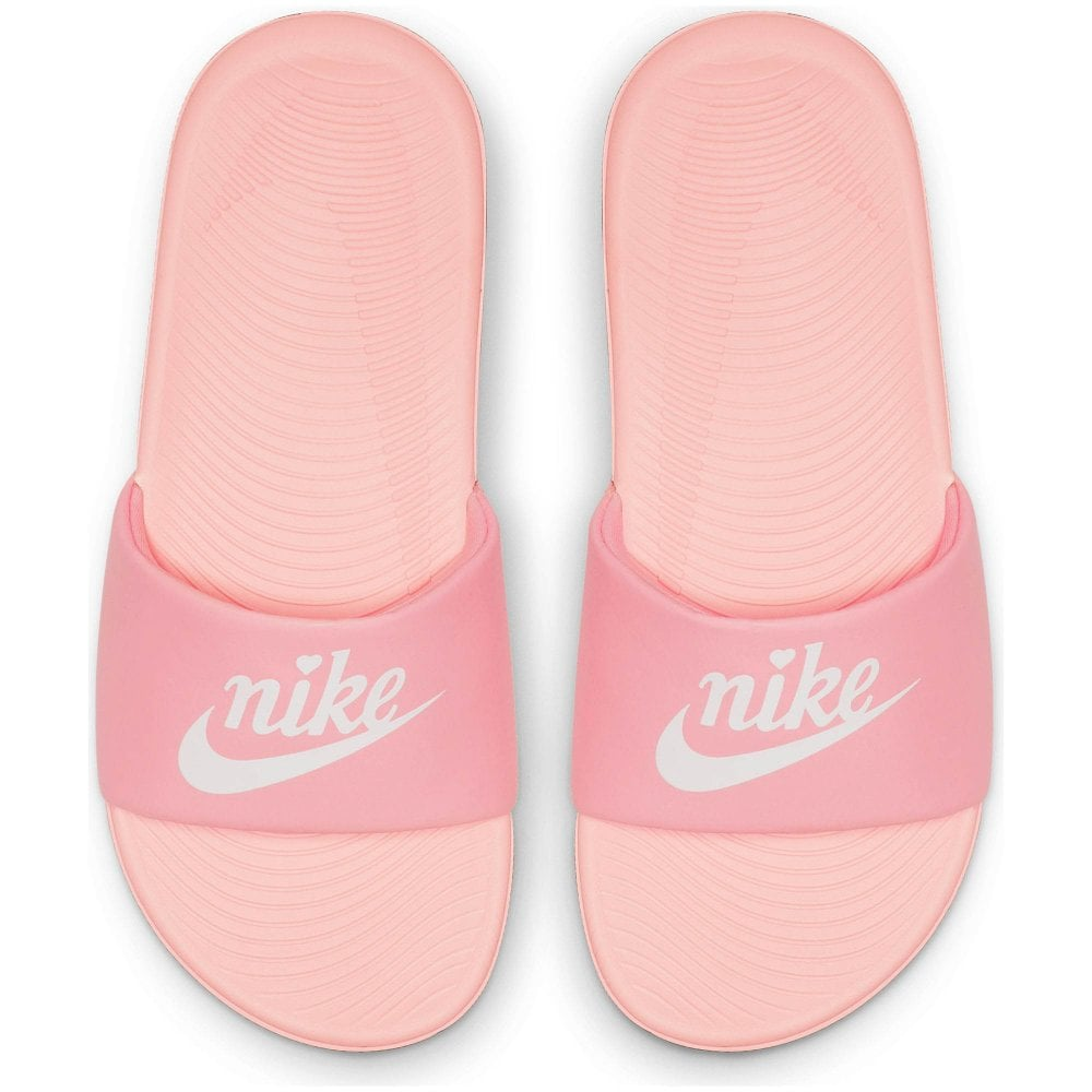 0dcb480e2057 Nike Juniors Kawa Valentine s Day Slides (Coral) - Kids from Loofes UK
