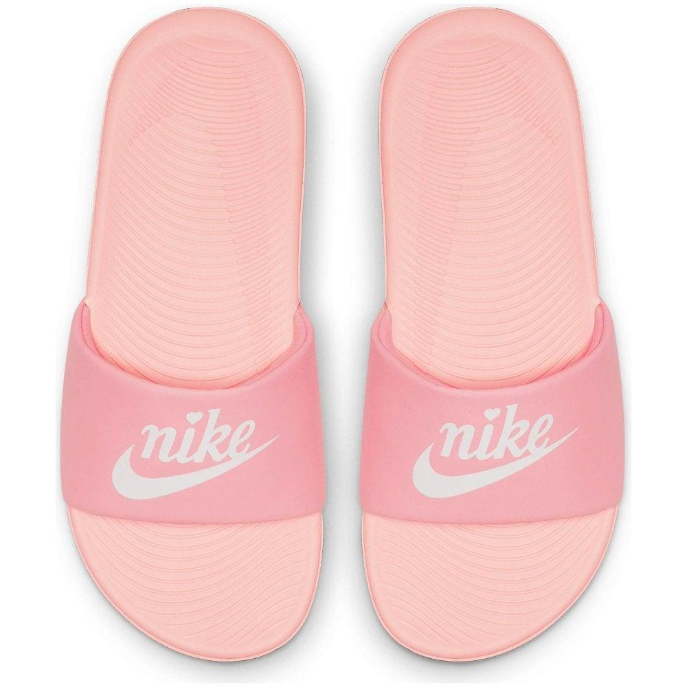 9506c9f6e410 Nike Juniors Kawa Valentine s Day Slides (Coral) - Kids from Loofes UK