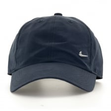 Nike Juniors Metal Swoosh Cap (Navy)