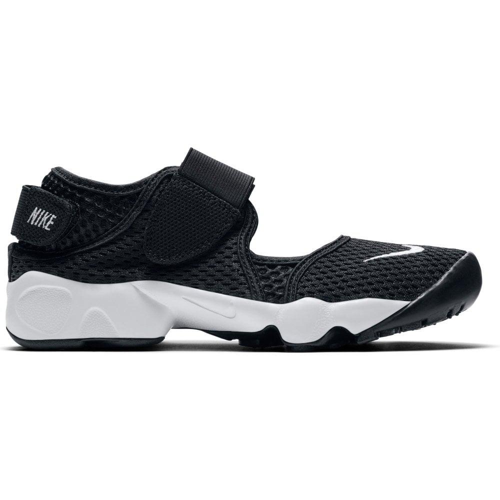 Nike Juniors Rift Trainers (Black