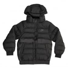 Nike Juniors Stadium Puffer Coat (Black)