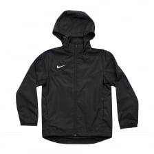 Nike Juniors Team Sideline Rain Jacket (Black)