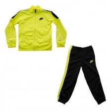 Nike Juniors Tribute 316 Track Suit (Yellow)