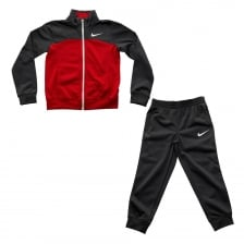 Nike Juniors Tricot 416 Track Suit (Red)
