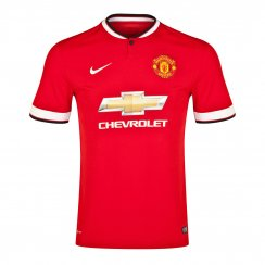 Nike Kids Manchester United Home Shirt 2014/2015