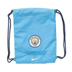 Nike Manchester City Gym Bag (Blue)