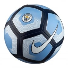 Nike Manchester City Supports Football (Blue)