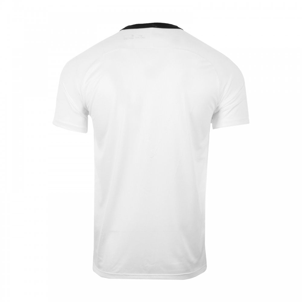 3711b2356fa0 Nike Mens Academy Dri-Fit Graphic Top (White/Black) - T-Shirts from ...