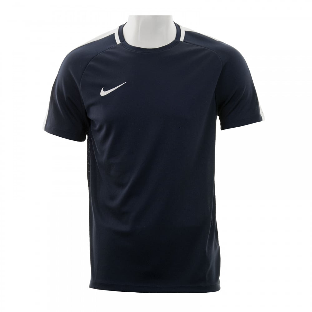 edf10d615a58 NIKE Nike Mens Academy Dri-Fit T-Shirt (Obsidian) - Mens from Loofes UK