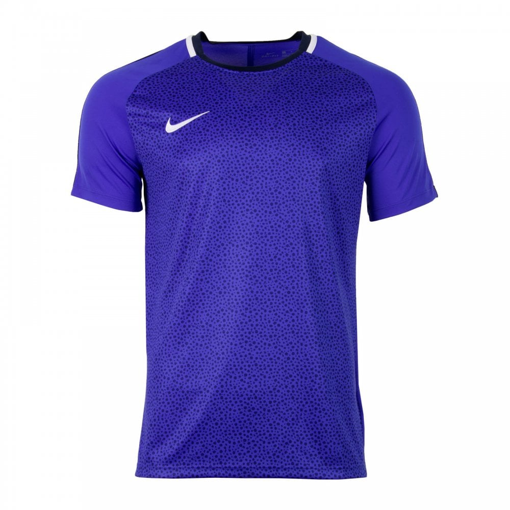 f50d49cdbc58 Nike Mens Academy Top GX2 318 T-Shirt (Royal Blue) - Mens from Loofes UK