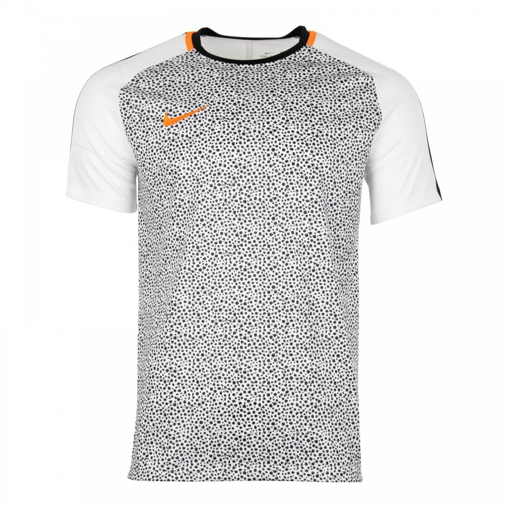 6e26f29105dd NIKE Nike Mens Academy Top GX2 318 T-Shirt (White) - Mens from Loofes UK