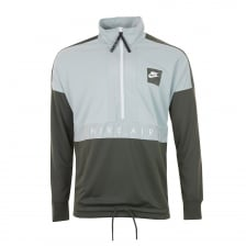 Nike Mens Air 1/2 Zip Jacket (Pumice)