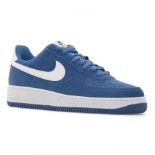 Nike Mens Air Force 1 416 Trainers (Hyper Cobalt/White)