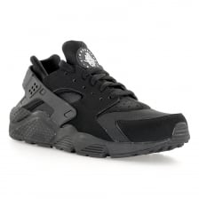 Nike Mens Air Huarache 117 Trainers (Black)