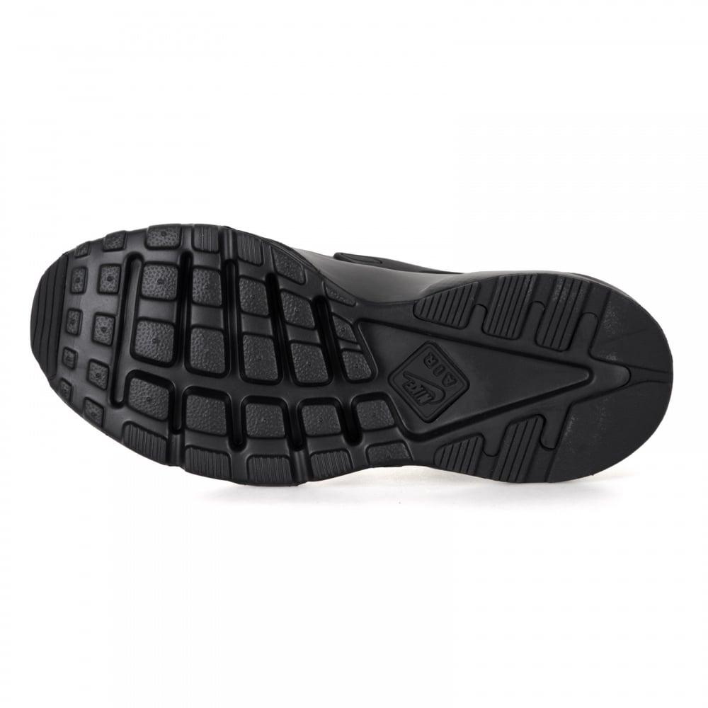 1f762fa52bde NIKE Nike Mens Air Huarache Run Ultra Trainers (Black) - Mens from ...