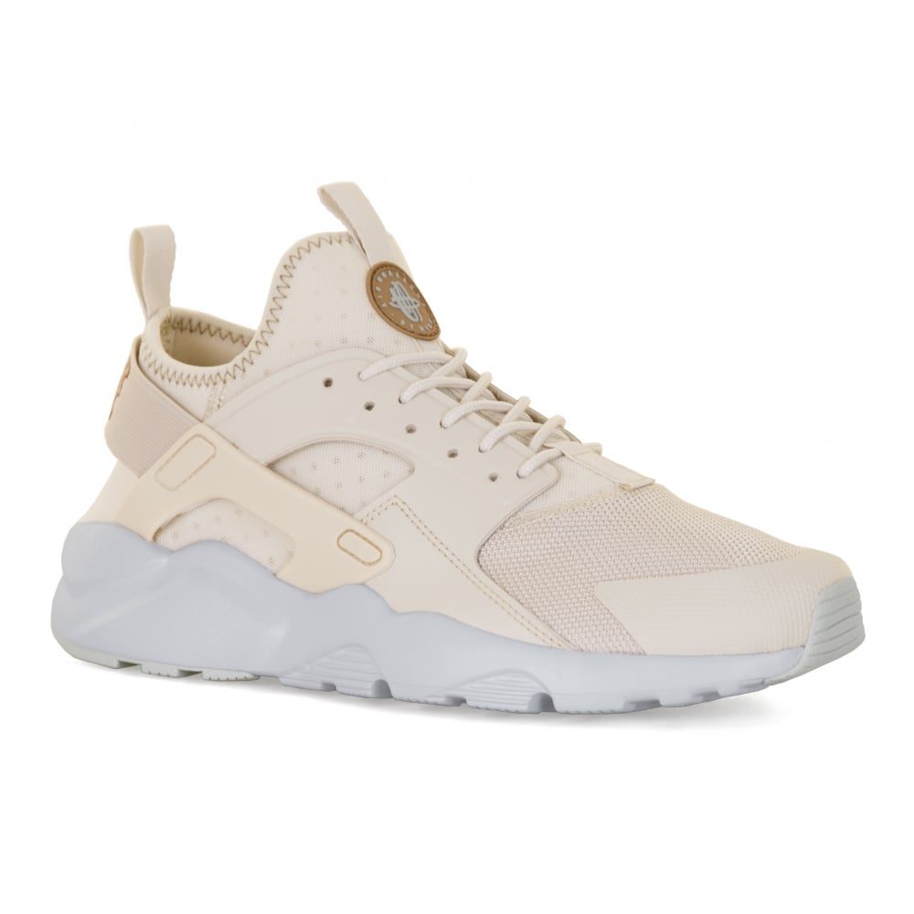 b2793f87bb05 NIKE Nike Mens Air Huarache Run Ultra Trainers (Bone) - Mens from ...