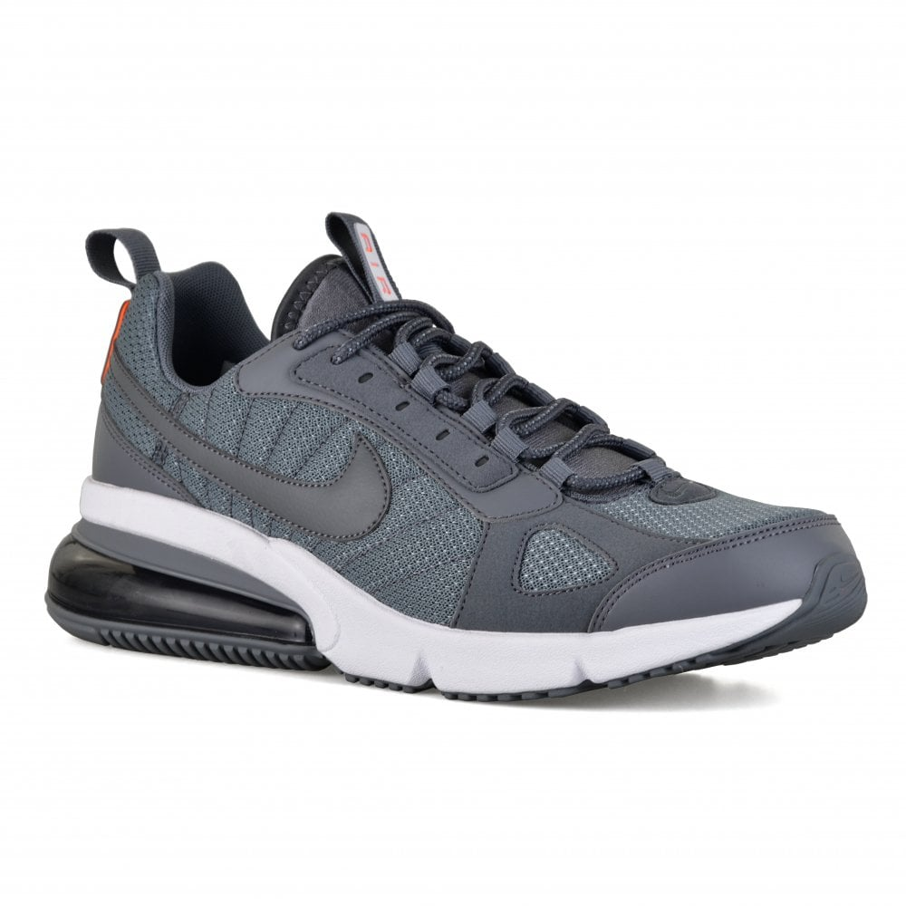 sports shoes 8fa02 e116a Mens Air Max 270 Futura Trainers (Grey)