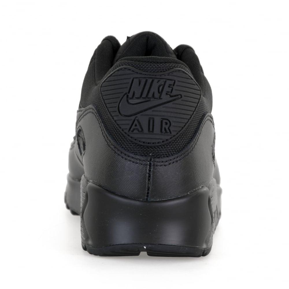 Galleon Nike Womens Air Max 90 Ultra Essential BlackBlack
