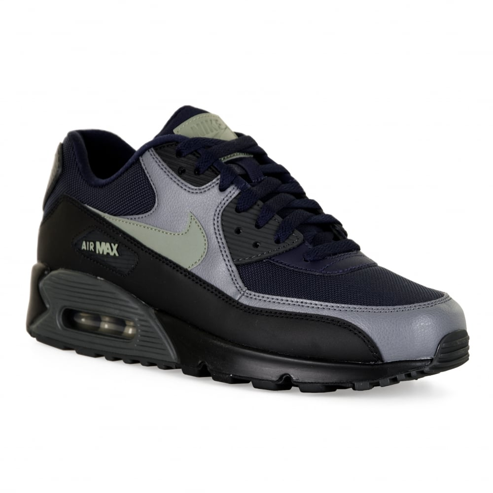 Air Max 90 Costume Mens Noir / Blanc