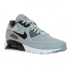 Nike Mens Air Max 90 Ultra SE 316 Trainers (Wolf Grey/Black/Dark Grey/White)