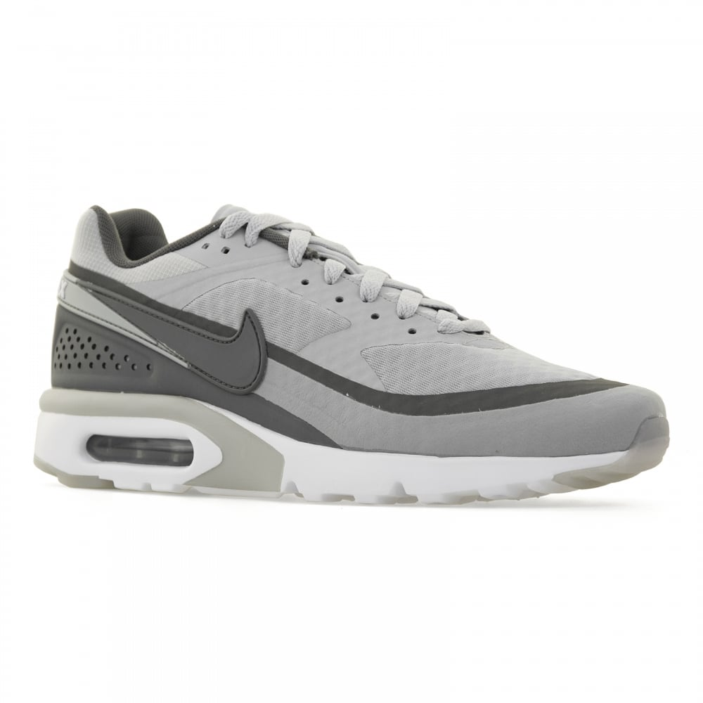 nike nike mens air max bw ultra 416 trainers wolf grey dark grey white mens from loofes uk. Black Bedroom Furniture Sets. Home Design Ideas