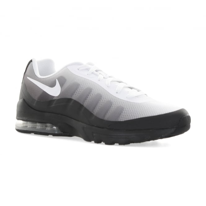 new style 57b7e 87bc1 nike mens air max invigor print trainers white black from loofes uk
