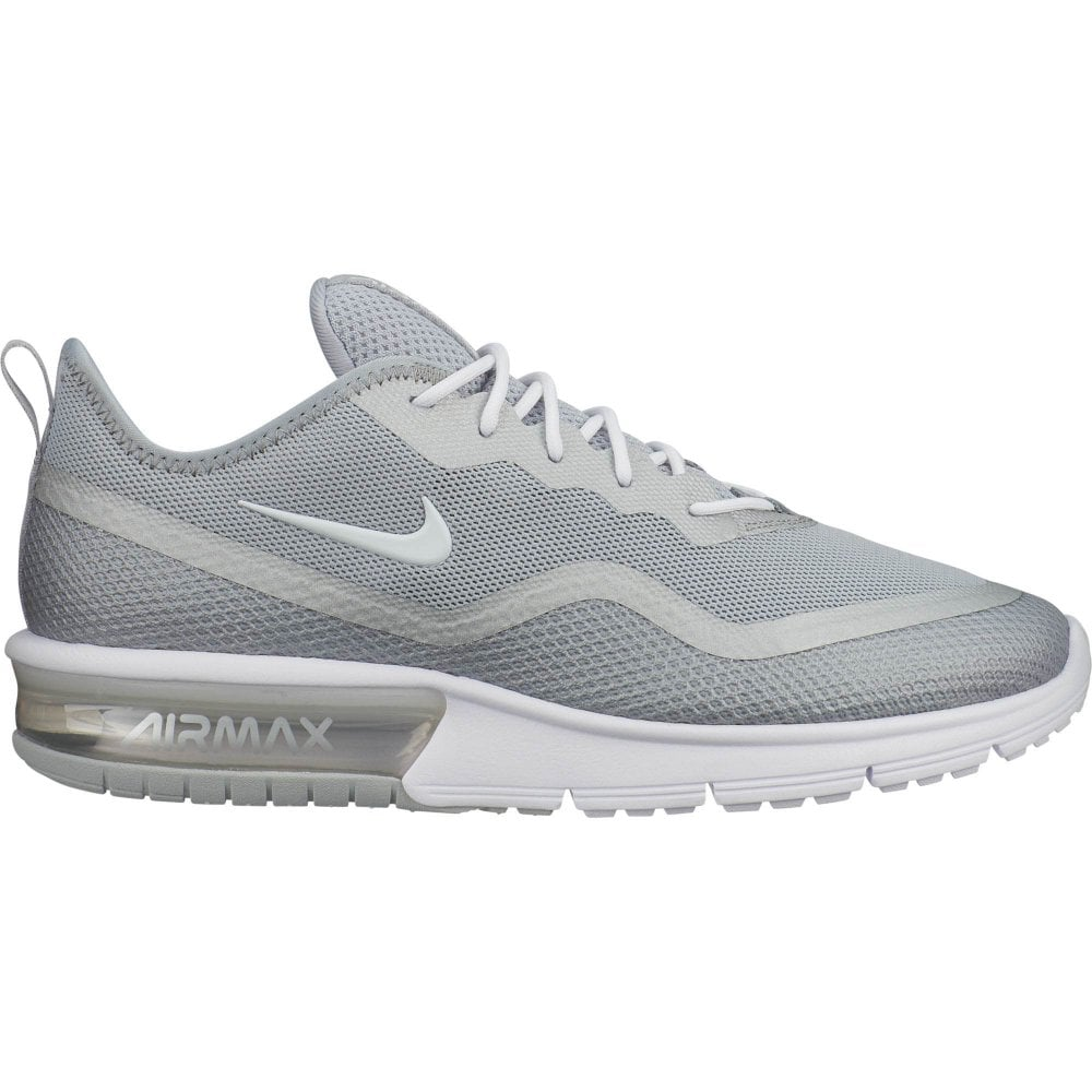 économiser 71d4d f165c Mens Air Max Sequent 4.5 Trainers (Grey)