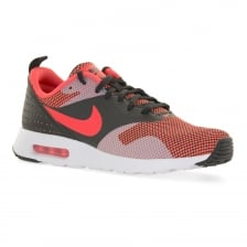 Nike Mens Air Max Tavas Trainers (Red/Black)