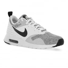 Nike Mens Air Max Tavas Trainers (White/Black)