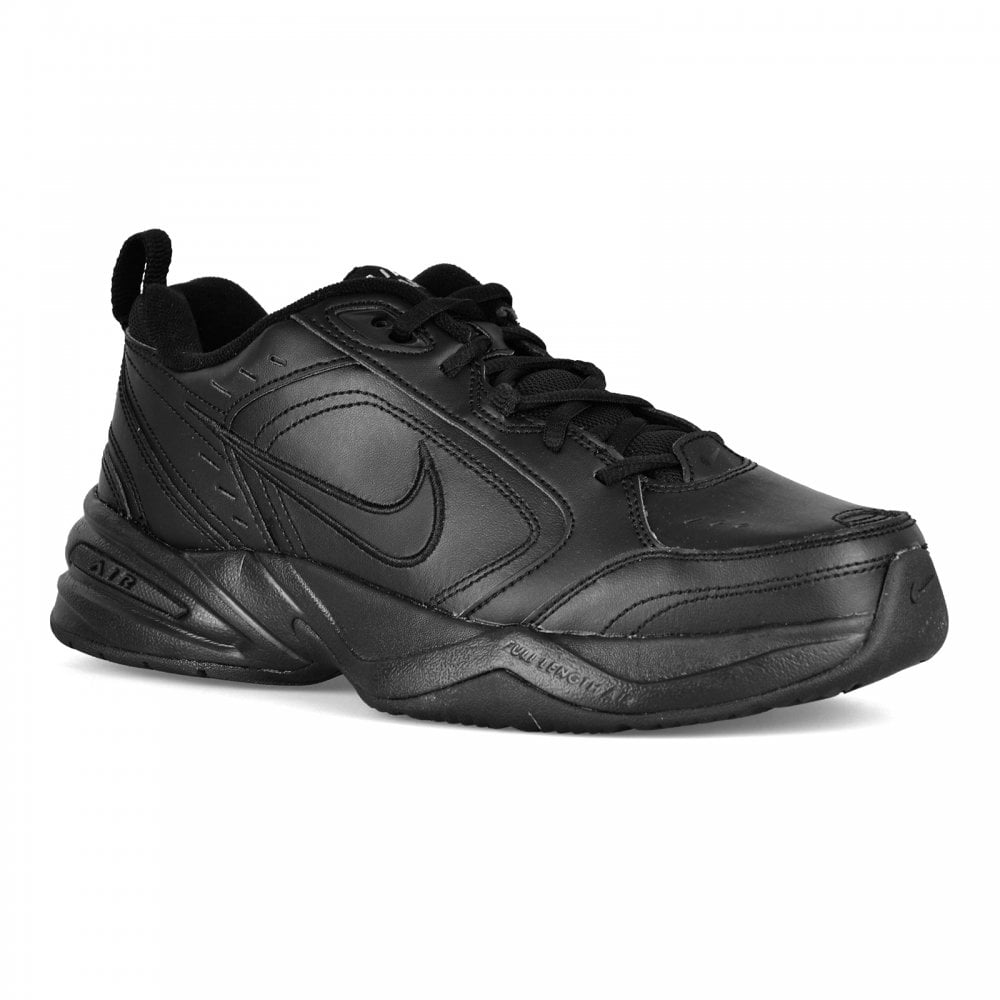 c029776725f Nike Mens Air Monarch Trainers (Black) - Mens from Loofes UK