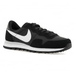 Nike Mens Air Pegasus 316 Trainers (Black/White/Platinum)