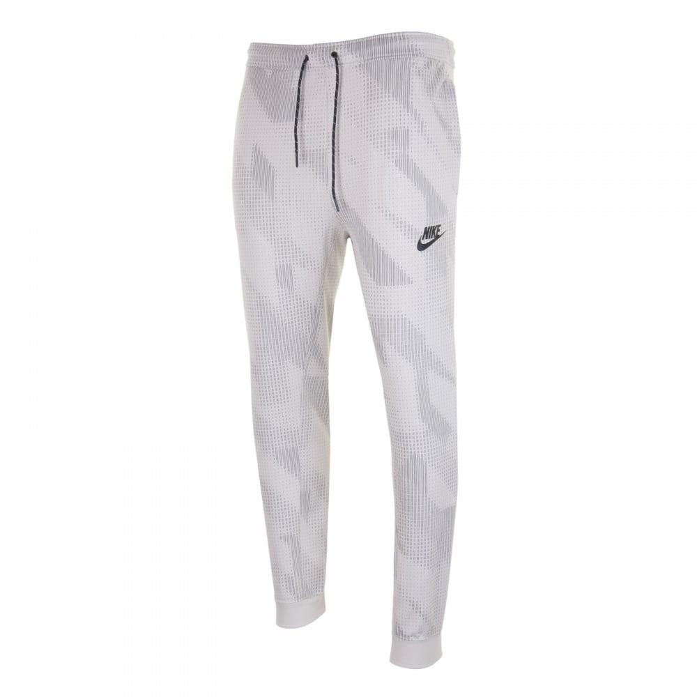 Nike Mens AV 15 AOP Joggers (Bone)