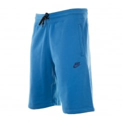 Nike Mens AW77 Shorts (Photo Blue)