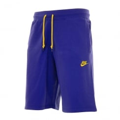 Nike Mens AW77 Shorts (Royal Blue)