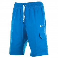 Nike Mens Beach Look Shorts (Blue)