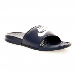 Nike Mens Benassi JDI Sandals (Midnight Navy)