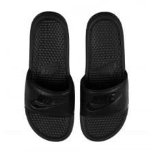 Nike Mens Benassi JDI Slides (Black)