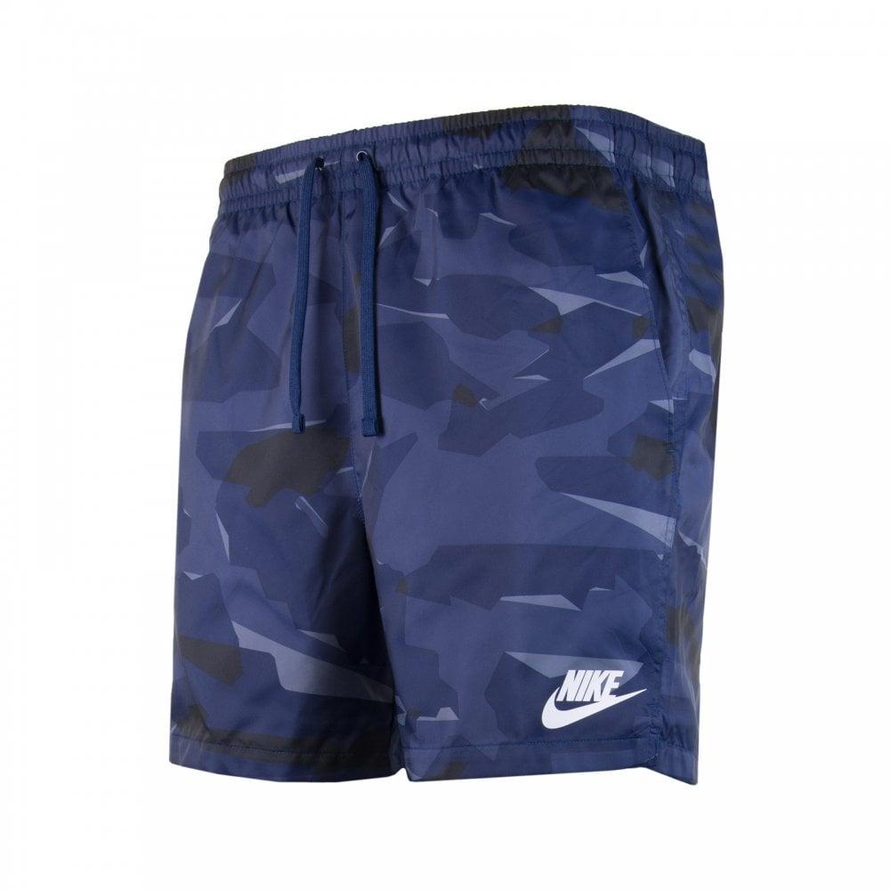 Nike Mens Camo Shorts (Navy) - Mens from Loofes UK f92b31247e1