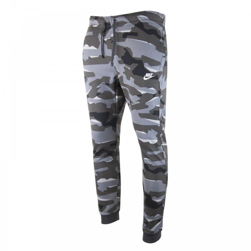 6124408142fe NIKE Nike Mens Club Camo Joggers (Grey) - Mens from Loofes UK