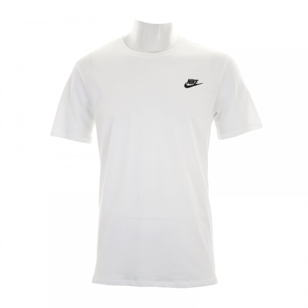 Loofes T white From Mens Nike Club Futura Uk Shirt BqPC4Tx