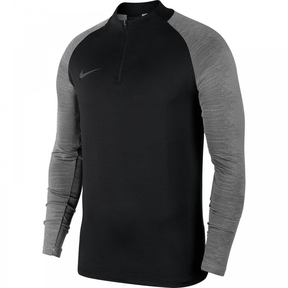 navegar por las últimas colecciones bastante baratas disfruta del envío gratis Nike Mens Dri-FIT Strike Football Drill T-Shirt (Black) - Mens ...