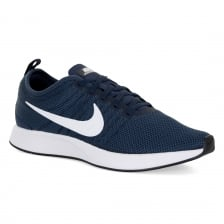 Nike Mens Dual Tone Racer 317 Trainers (Navy)