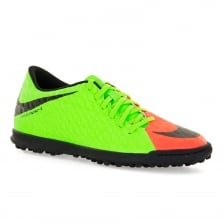 Nike Mens Hypervenom Phade III TF Football Boots (Green)