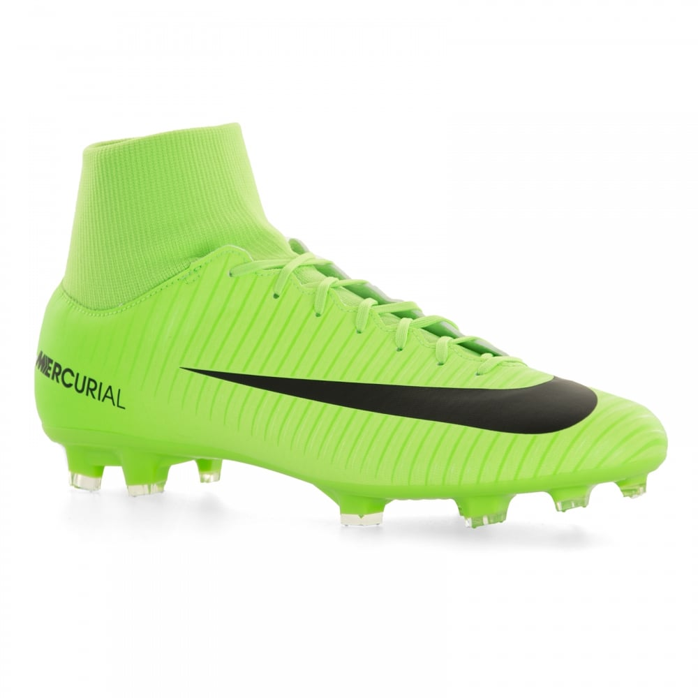 Nike Mercurial Gloves Amazon: Nike Mens Mercurial Victory VI Football Boots (Green