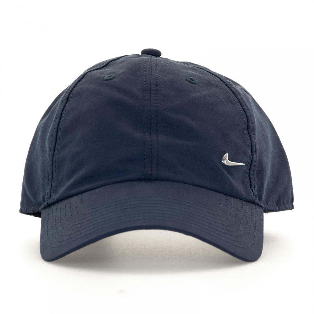Nike Mens Metal Swoosh Cap (Navy) - Mens from Loofes UK 9d5d3c96b79