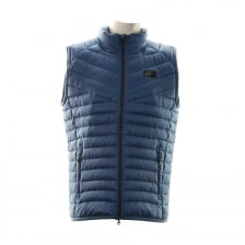 Nike Mens NSW Down Vest (Blue)