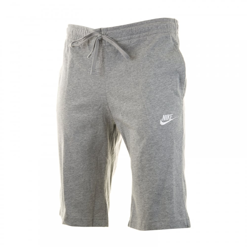Nike Mens NSW Jersey Club Shorts (Grey) - Mens from Loofes UK e48e5c0ef2e9